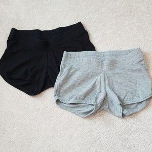 Motherhood Maternity lounge shorts
